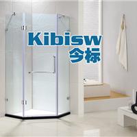 浴室钢化玻璃门沐浴房卫生间简易淋浴房隔断