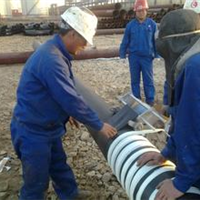 供应管道防腐用聚丙烯增强纤维防腐胶带