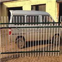 供应桂林锌钢草坪护栏  锌钢交通道路护栏