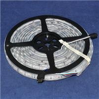 定制工程款套管灌胶LED软灯条 白光暖白彩色