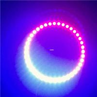 汽车幻彩LED天使眼光圈上海南京杭州批发