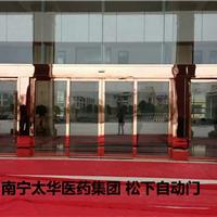 南宁感应玻璃门 广西感应门自动玻璃门