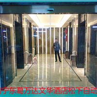 定做安装感应门 自动门、旋转门 自动玻璃门