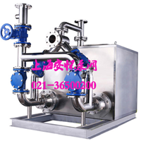 供应上海不锈钢一体化反冲洗污水提升器