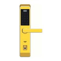 供应ZN3002智能锁指纹锁电子锁密码锁刷卡锁