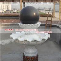 供应石材风水球雕塑厂家 水票球加工厂