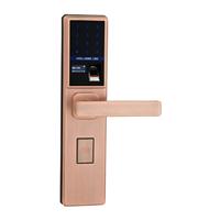 供应ZN3003智能锁指纹锁密码锁电子锁酒店锁