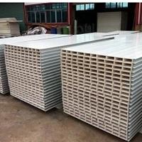 大量供应彩钢玻镁夹心板 岩棉玻镁彩钢板