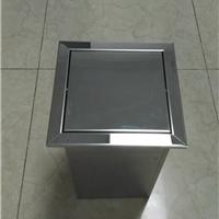 不锈钢垃圾桶、台面嵌入式垃圾桶