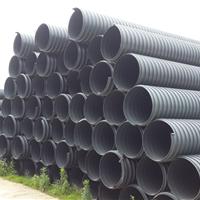 厂家 直销钢带增强PE螺旋波纹管