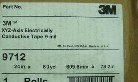 特价销售原装进口 美国3M9712导电胶带