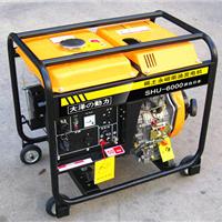 供应小型开架7KW永磁柴油发电机价格