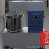 试验室专用立式水泥砂浆搅拌机泰鼎厂家直销