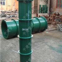 目前的预埋防水套管市场需要打造自己的品牌