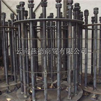 昆明预埋件地脚螺栓专业加工厂,来图加工