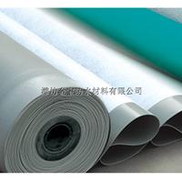 供应盛华牌1.2mm毛面聚氯乙烯PVC防水卷材