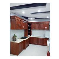 全铝厨房橱柜型材批发价 全铝家具铝材外贸