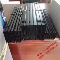 广州仿木纹铝方管格栅,灯具店铝型材格栅,铝合金百叶格栅板