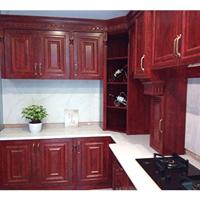 全铝厨房壁柜型材批发 全铝储物柜铝材供应