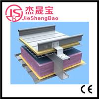 供应巢湖1.0mm65波高铝镁锰集成屋面