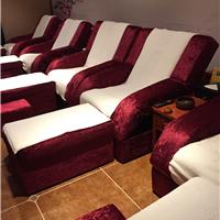 杭州足浴沙发厂家直销杭州足疗沙发洗脚沙发