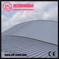 长期供应合肥1.0mm铝镁锰屋面板YX65-400