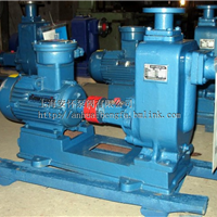供应40ZW20-15自吸式水泵
