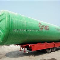 供应武汉固美特厂家井字支撑玻璃钢化粪池