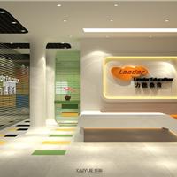 供应广州力德教育培训办公室装修设计