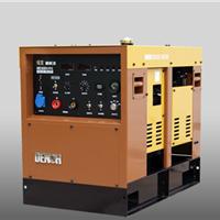 供应电王HW280D日本久保田柴油引擎驱动发电焊机