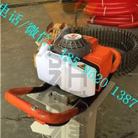 供应翔工小型车载软管吸料机下乡收粮食