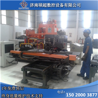 供应加强型数控液压冲孔机CJ110