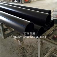 供应市政用pe给水管顶管拖拉管保质量