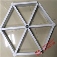 西安铝合金方格栅,500*500铝型材格栅