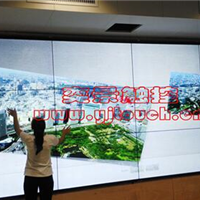 南京杭州供应大尺寸液晶投影互动拼接触摸屏