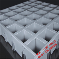 广州仿木纹铝管格栅,铝型材格栅规格