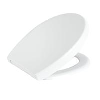 标准型号脲醛材质马桶盖板 白色慢落SU003