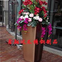 供应商务园林花卉美化装饰盆栽容器
