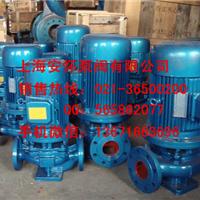 供应ISG32-125管道泵 立式管道增压水泵