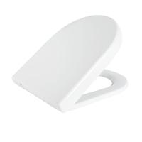 厦门脲醛D形马桶盖板 白色缓降家用SU004