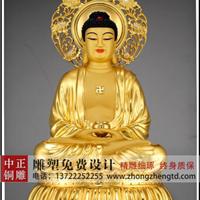 铸铜佛像 铸铜佛像厂家 大型铸铜佛像