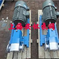 供应上海3-2RP不锈钢凸轮转子泵