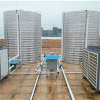 桂林酒店宾馆空气能热水工程安装