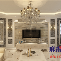 过廊与开放式厨房餐厅的设计-麻雀装饰