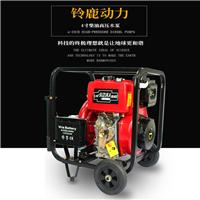 供应4寸移动式柴油机抽水泵