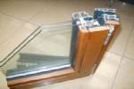 供应铝木复合门窗
