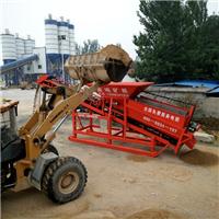 供应震鸣牌ZM-60混凝土搅拌站专用筛沙机