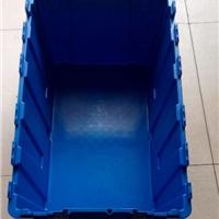 供应68*43*32cm斜插式周转箱 上海注塑厂家