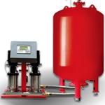 供应常压定压补水排气机组