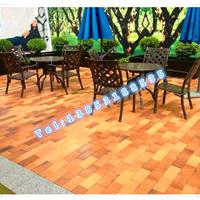 供应陶土砖地面砖人行道地板砖海绵城市砖